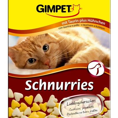 Лакомства и витамины для кошек